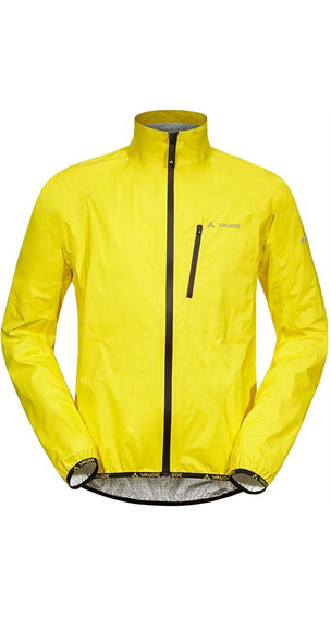 VAUDE M's Drop Jacket III Canary (125)